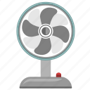 climate, control, cooler, home, ventilator icon