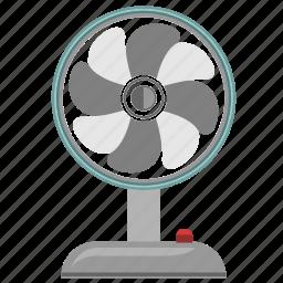 climate, control, cooler, home, ventilator icon