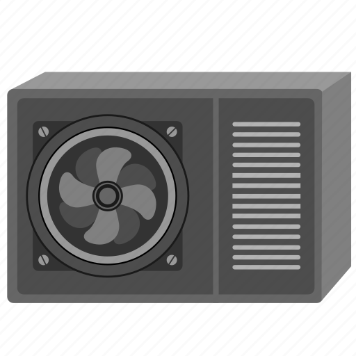 air, box, climate, cooler, ventilation icon