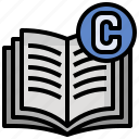 book, copyright, education, law, protected, secure, shield