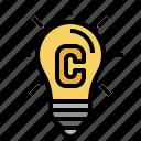 business, copyright, creative, finance, idea, lightbulb, patent