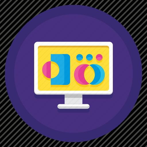 design, design work, software, work icon