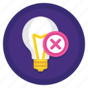 concept, fake, fake concept, fake idea icon