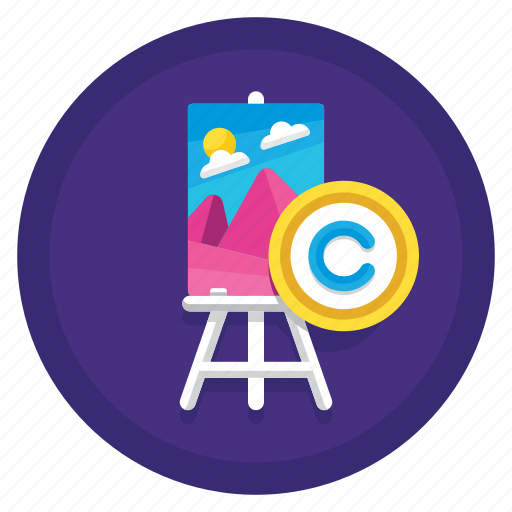 art, art copyright, artwork copyright, copyright, painting, painting copyright icon