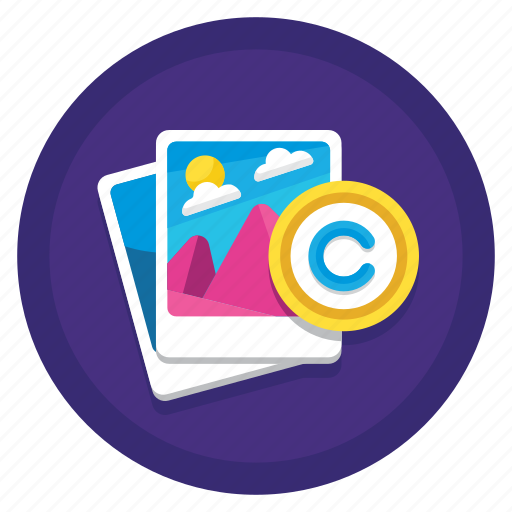 Copyright, photography, photography copyright icon - Download on Iconfinder
