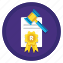 registered trademark, trademark, trademarked icon
