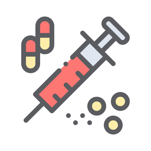 Coronavirus, covid19, drug, health, medicine, vaccine icon - Free download