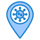 corona, coronavirus, covid19, location, virus