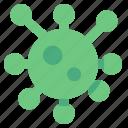 bacteria, coronavirus, covid, health, medical, virus icon
