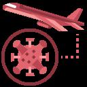 coronavirus, flight, plane, prohibition, travel