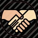 handshake, healthcare, medical, no, prohibition, restricted, sign