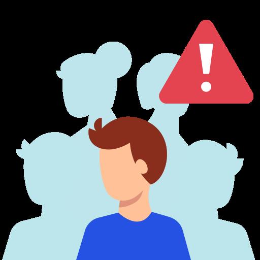 Avoid, crowd, public, corona virus, coronavirus, covid19 icon - Free download