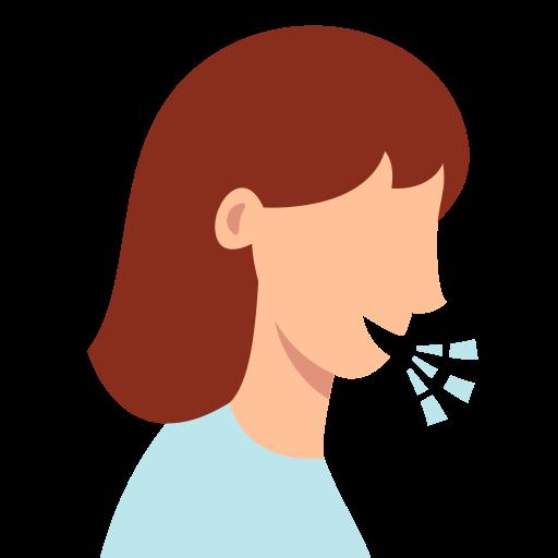Cough, coughing, symptom, corona virus, coronavirus, covid19 icon - Free download