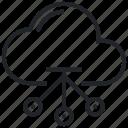 cloud computing, cloud networking, cloud sharing, cog, icloud