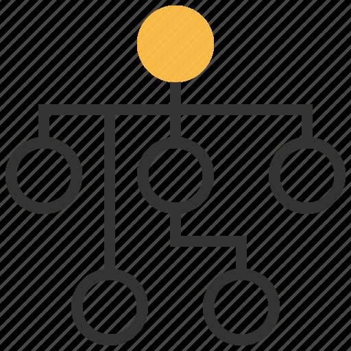 chart, data, diagram, organization, presentation, statistics icon