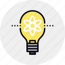 business, concept, idea, innovation, light, solution, startup