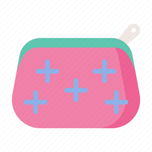 beauty, cosmetic, cosmetic bag, makeup icon