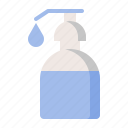 beauty, cleansing lotion, cosmetic, makeup, makeup cleansing, pump bottle icon