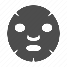 beauty, charcoal mask, cosmetic, face mask, makeup icon
