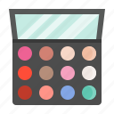 beauty, cosmetic, eyeshadow, makeup icon