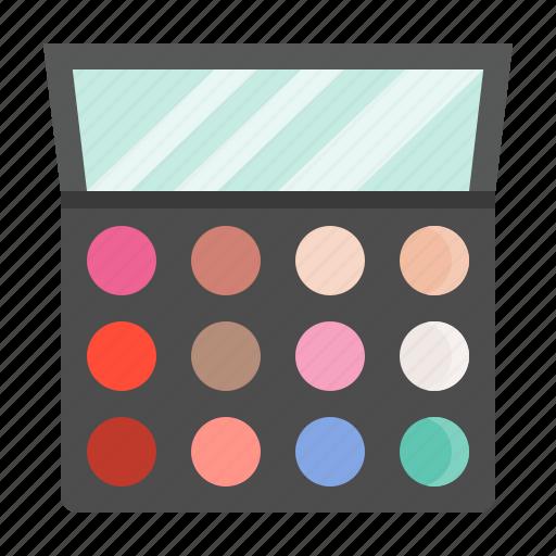 beauty, cosmetic, eyeshadow, makeup icon