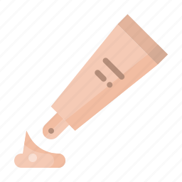 beauty, cosmetic, lotion, makeup, moisturizer icon