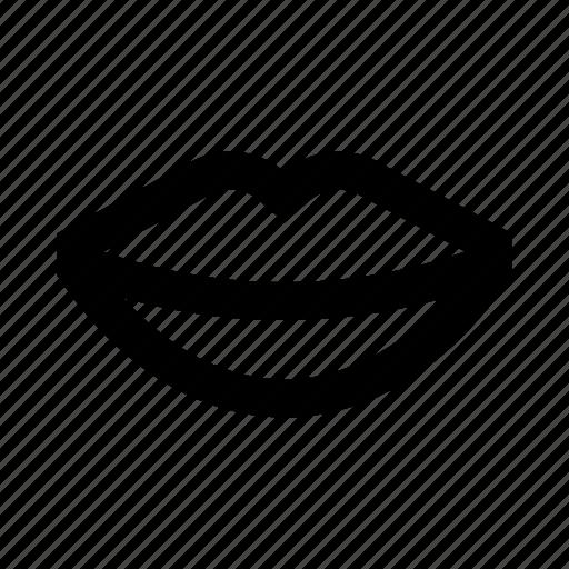 beauty, face, girl, lips, makeup, woman icon
