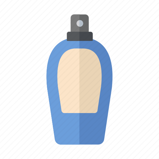 blossom, bottle, cosmetics, perfume, shampoo icon