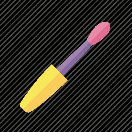 brush, cosmetics, fashion, make up, woman icon