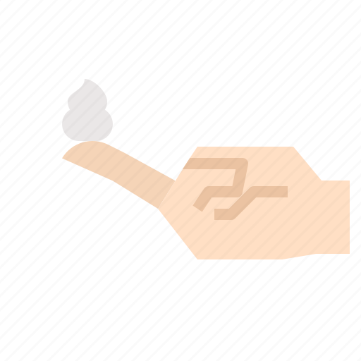 Cosmetic, cream, hand icon - Download on Iconfinder