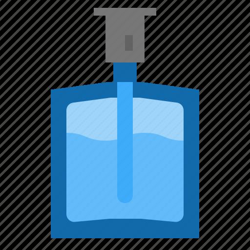 bottle, cologne, perfume icon