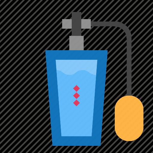 bottle, cologne icon