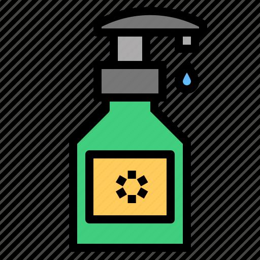 Bottle, gel, oil icon - Download on Iconfinder on Iconfinder