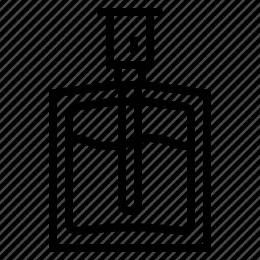 cologne, hugiene, perfume icon