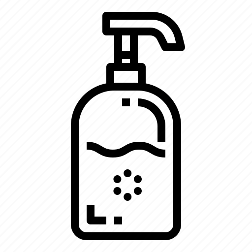 gel, lotion, oil icon