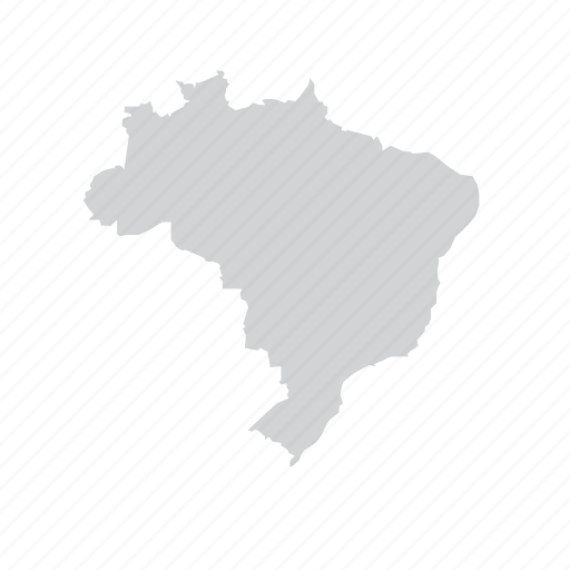 brazil, country, nation icon