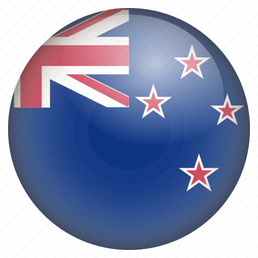 country, flag, location, nation, navigation, new zealand, pin icon