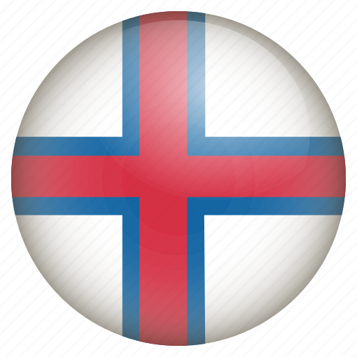 country, flag, location, nation, navigation, pin, the faroe islands icon