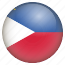 country, flag, location, nation, navigation, philippinesa, pin icon