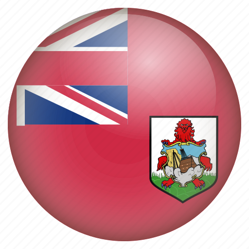 bermuda, country, flag, location, nation, navigation, pin icon