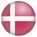 pin, country, nation, flag, location, denmark, navigation