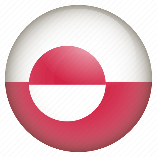 country, flag, greenland, location, nation, navigation, pin icon