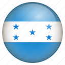 country, flag, honduras, location, nation, navigation, pin icon