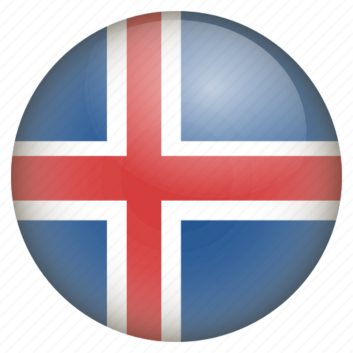 country, flag, iceland, location, nation, navigation, pin icon