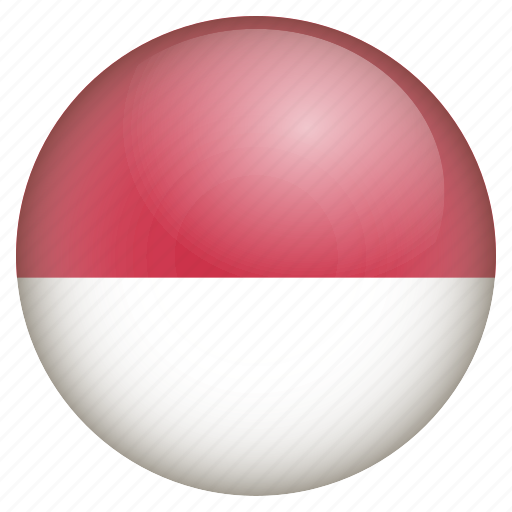 country, flag, indonesia, location, nation, navigation, pin icon
