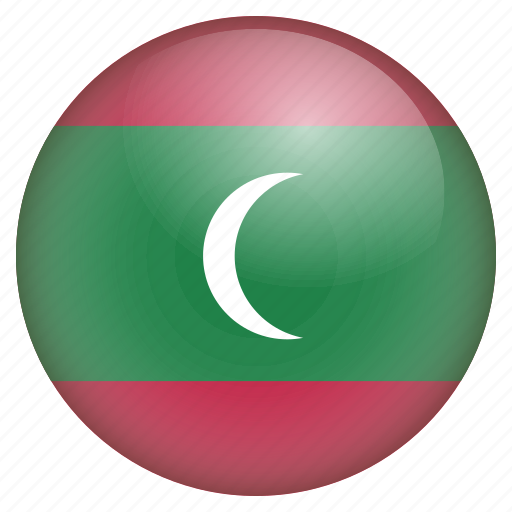 country, flag, location, maldives, nation, navigation, pin icon