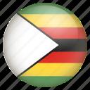 country, flag, location, nation, navigation, pin, zimbabwe