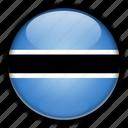africa, botswana icon
