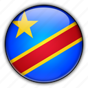 africa, congo, democratic, of, republic, the icon