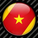 africa, amhara, ethiopia icon